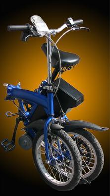 E-bike Exceed Innovatronix