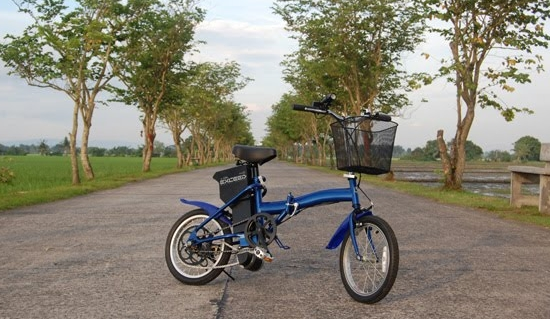 the ebike-exceed