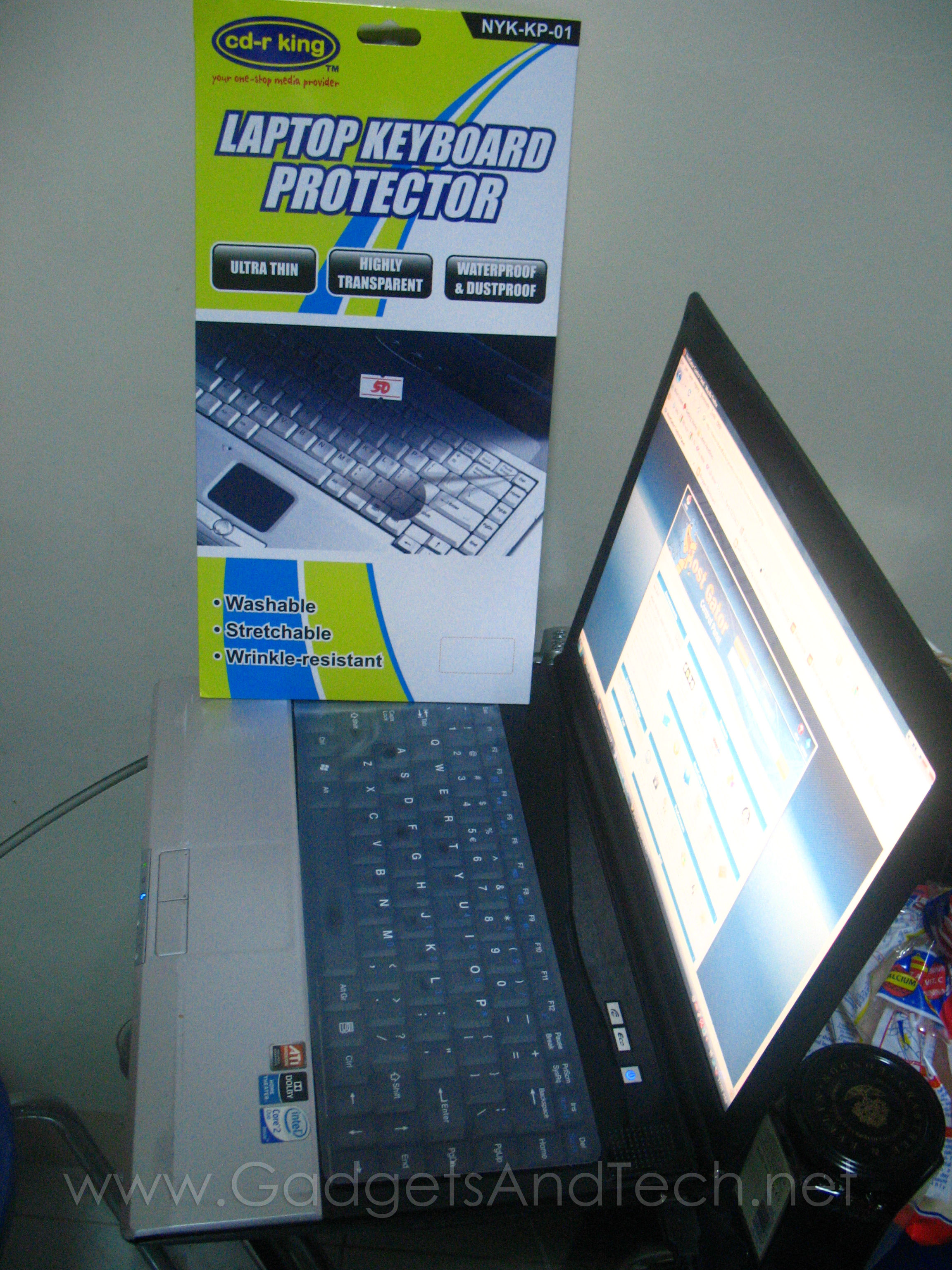 cheap laptop keyboard protector at cd r king gadgets and tech ph. Black Bedroom Furniture Sets. Home Design Ideas