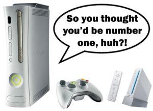 XBox 360 vs Nintendo Wii
