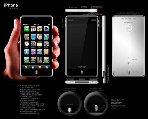 Apple-Next-Generation-iPhone-4G