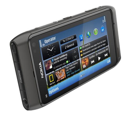 Nokia N8 gray
