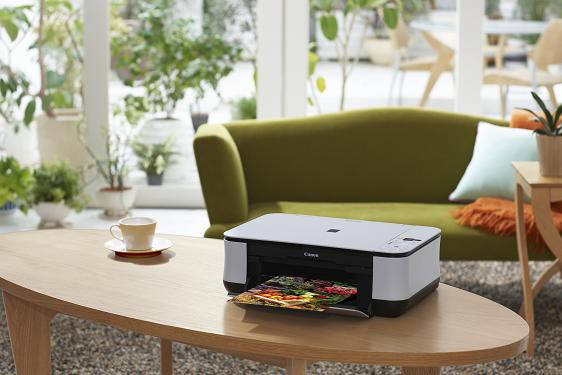 PIXMA printers make high-speed and high-quality copies while