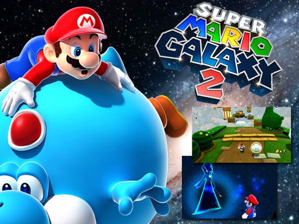 Mario Galaxy 2