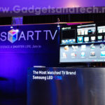 Samsung Smart TV: First Peek