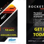 Smart Bro Rocket to Launch Soon: PHP 3,995 at Speeds of Up to 12Mbps