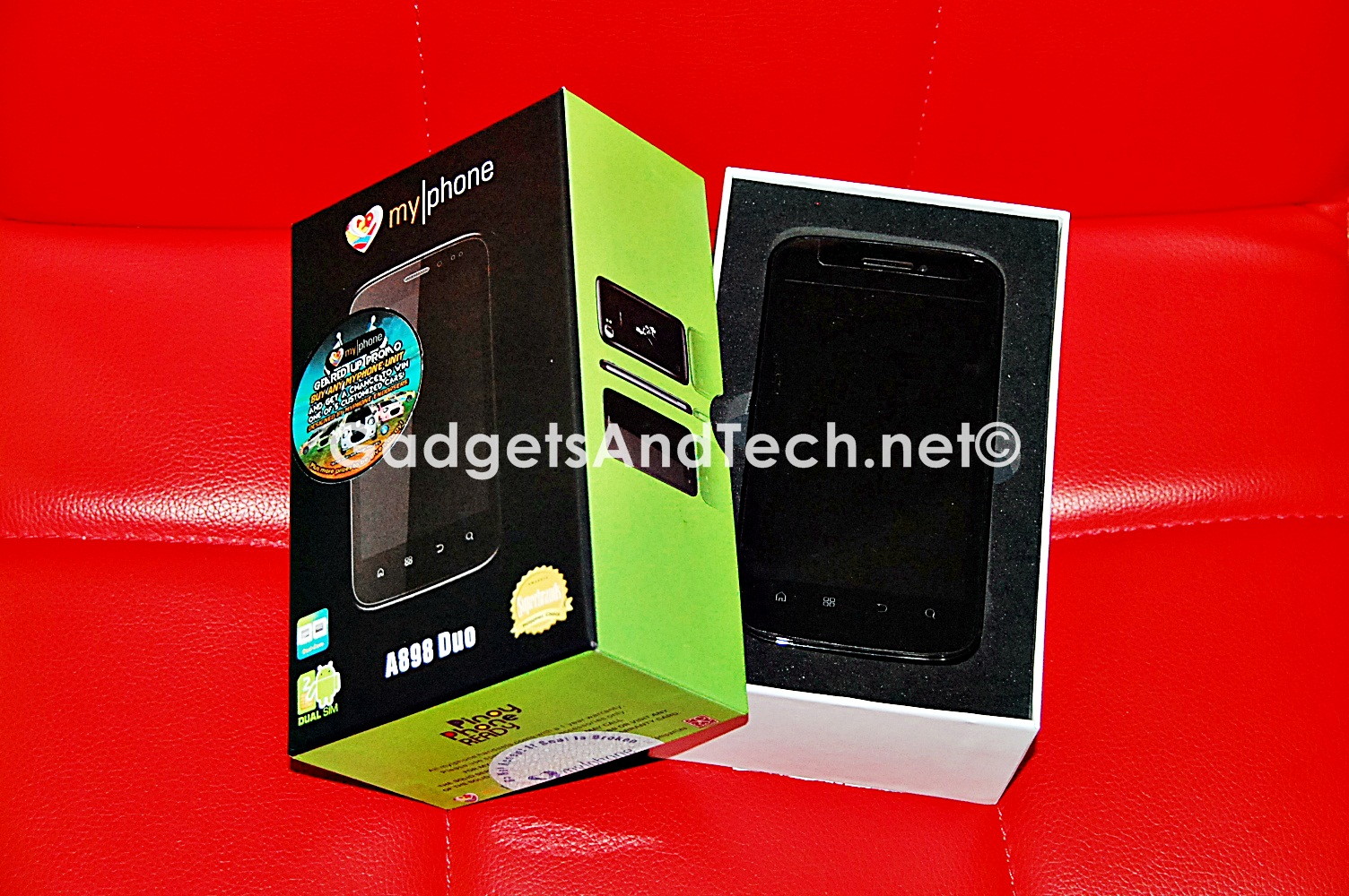 MyPhone A898 Duo