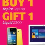 ‪@AcerPhils #‎MerryMe‬ Holiday Promo: Buy a Laptop, Get a Free Liquid Z200 Smartphone