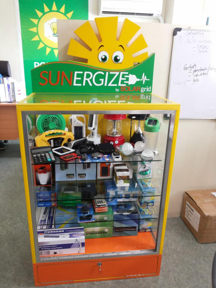 Sunergize Solar Dealership Package