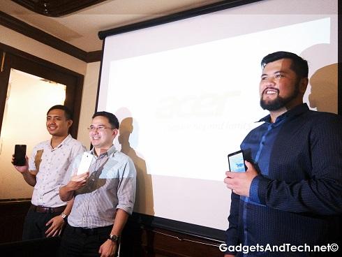 Acer Liquid Z520 launch