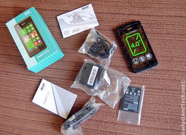 @AcerPhils Liquid M220: Acer's First Windows Smartphone