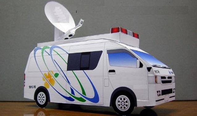 WIT's Emergency Response Vehicles (WERV)