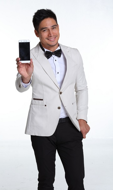 Piolo Pascual for Cherry Mobile