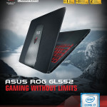 The New ASUS ROG Series Notebooks: Press Release