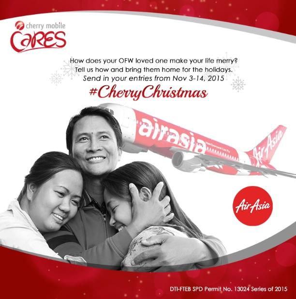 CherryChristmas OFW family