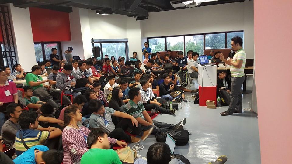 IoT Summit PH 2016 pre-event Bootcamp