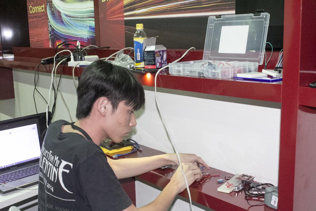 IoT Gadget Hackathon