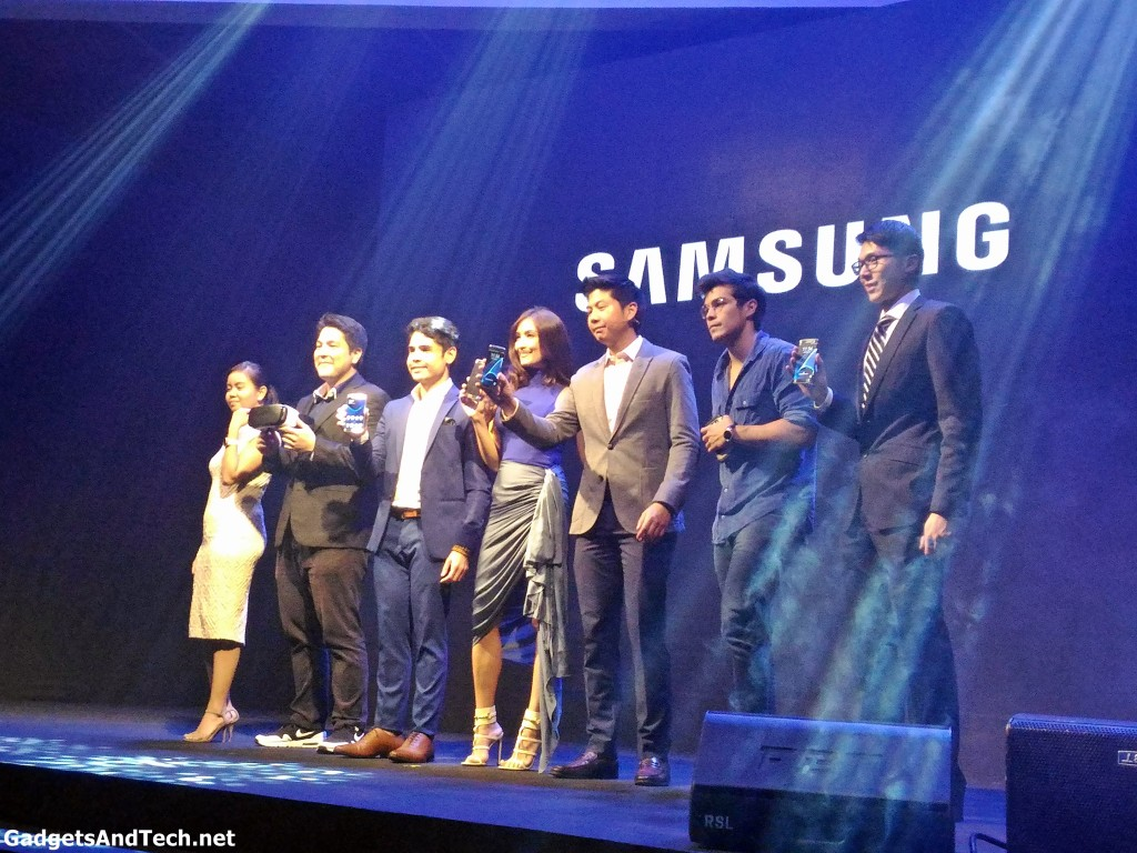 Samsung Galaxy S7 and S7 edge launch