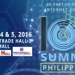 Win IoT Summit Philippines 2016 Tickets: Contest Alert!