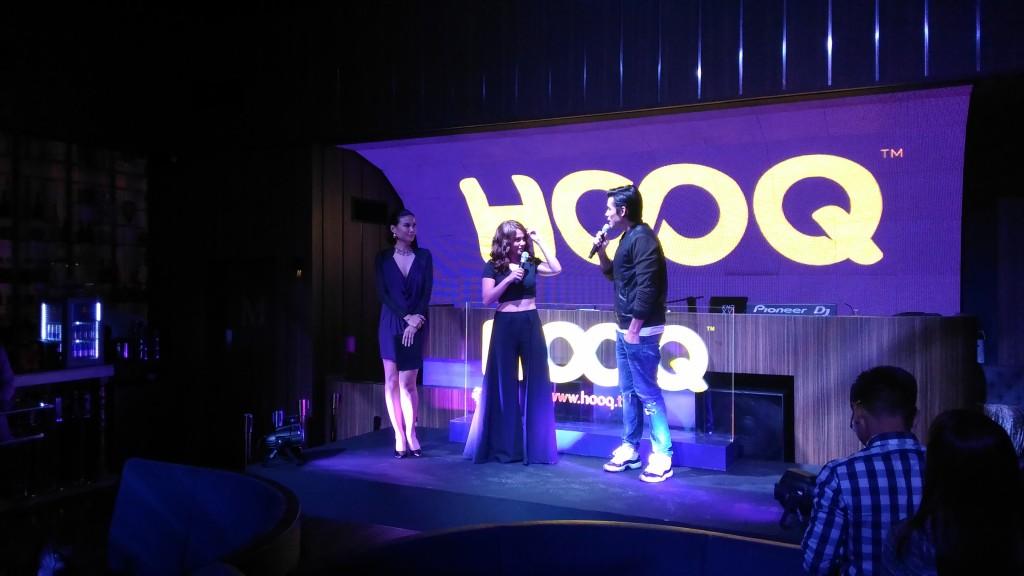 HOOQ brand ambassadors