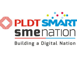 PLDT SMART SME NATION LOGO