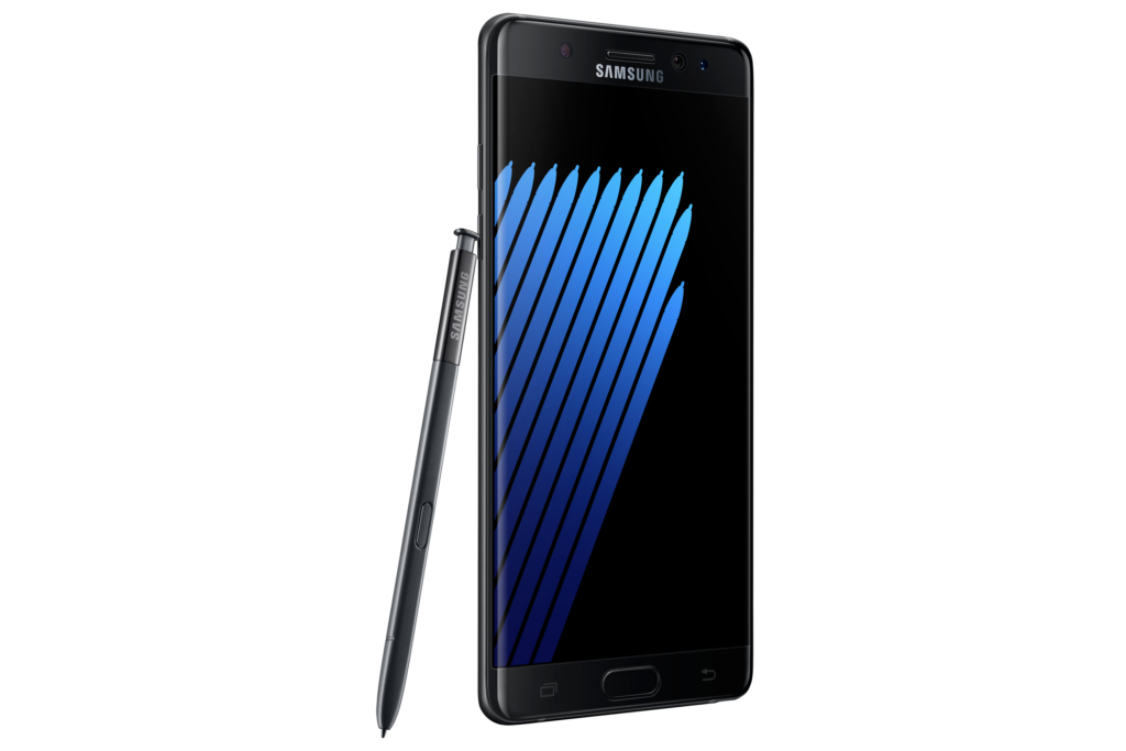Samsung Galaxy Note7 black