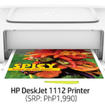 Power-up business, personal printing needs with HP printer and scanner promo