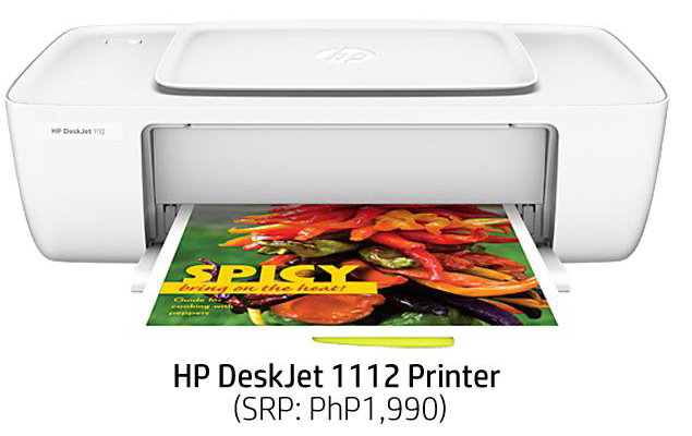 HP Printer and Scanner Promo