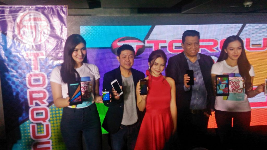 Torque Ego Series smartphones launch