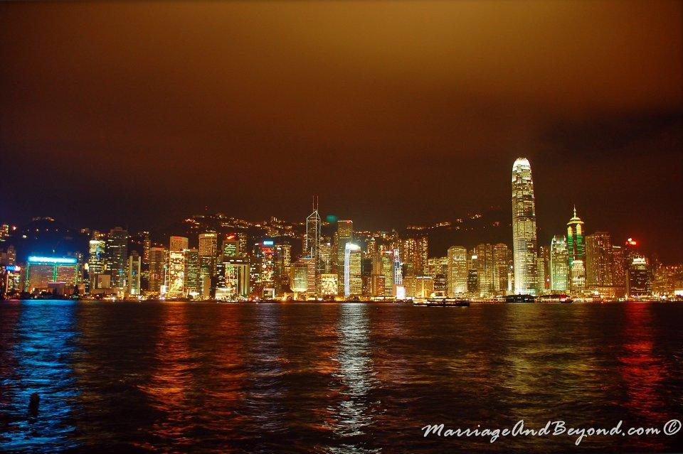 hongkong avenue of stars