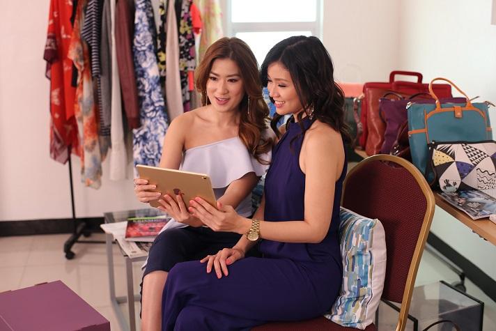 Brand Ambassador Janeena Chan Lifestlye blogger for Converge