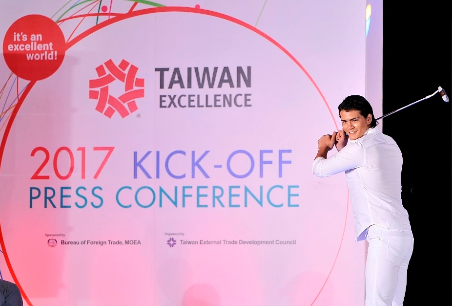 Taiwan Excellence Golf