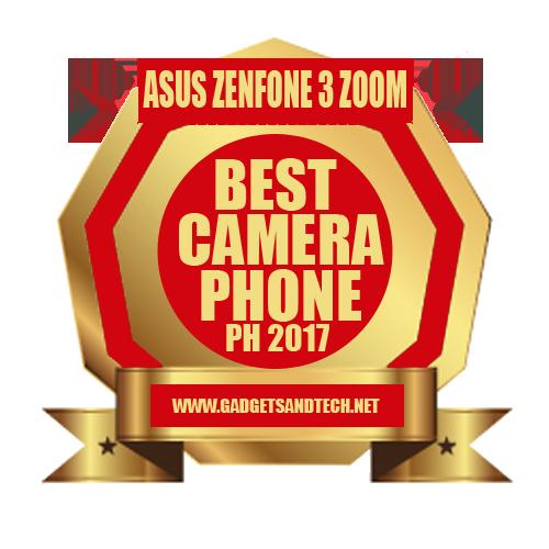 Best Camera Phone PH 2017 ASUS Zenfone 3 Zoom