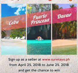 Suretayo Summer Getaway