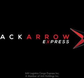 Black Arrow Express logo