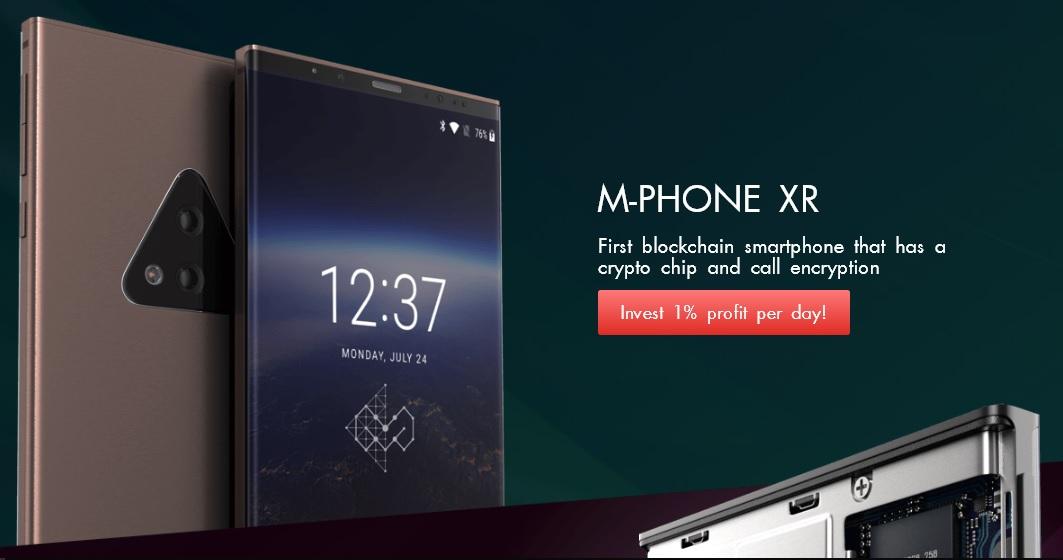 M Phone XR