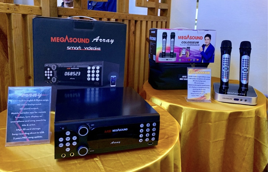 Sing Your Heart Out with Megasound Smart PRO Videoke