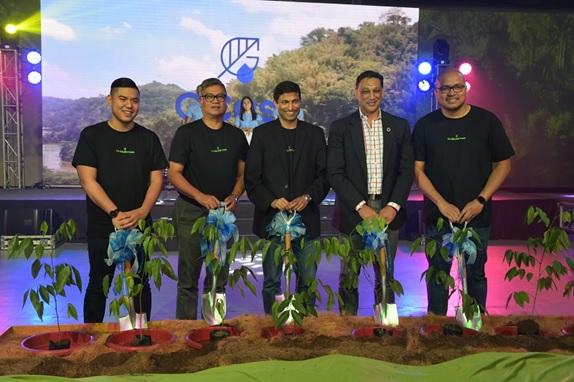 GCash Forest Aims to Plant 365,000 Trees in 365 Days