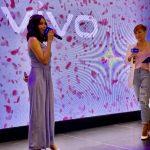 Vivo's New Endorser Maine Mendoza and Her Vivo V15 Blossom Pink