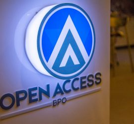 Open Access BPO new logo