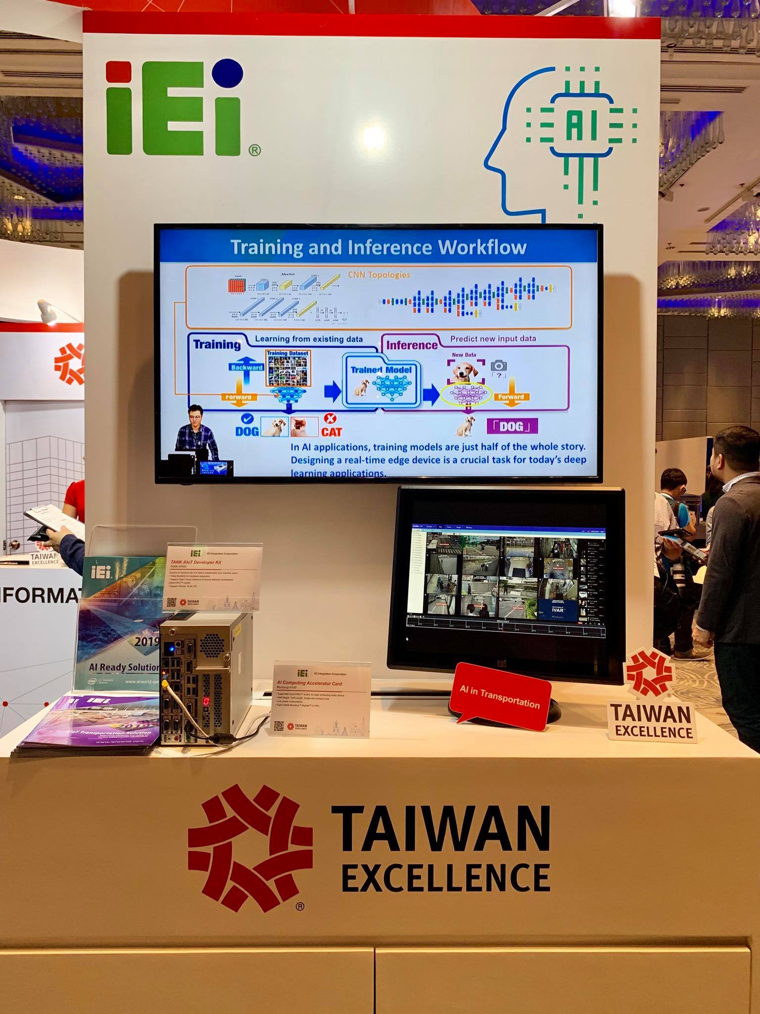 Taiwan Excellence fosters the potential to influence the Ph in the ICT department