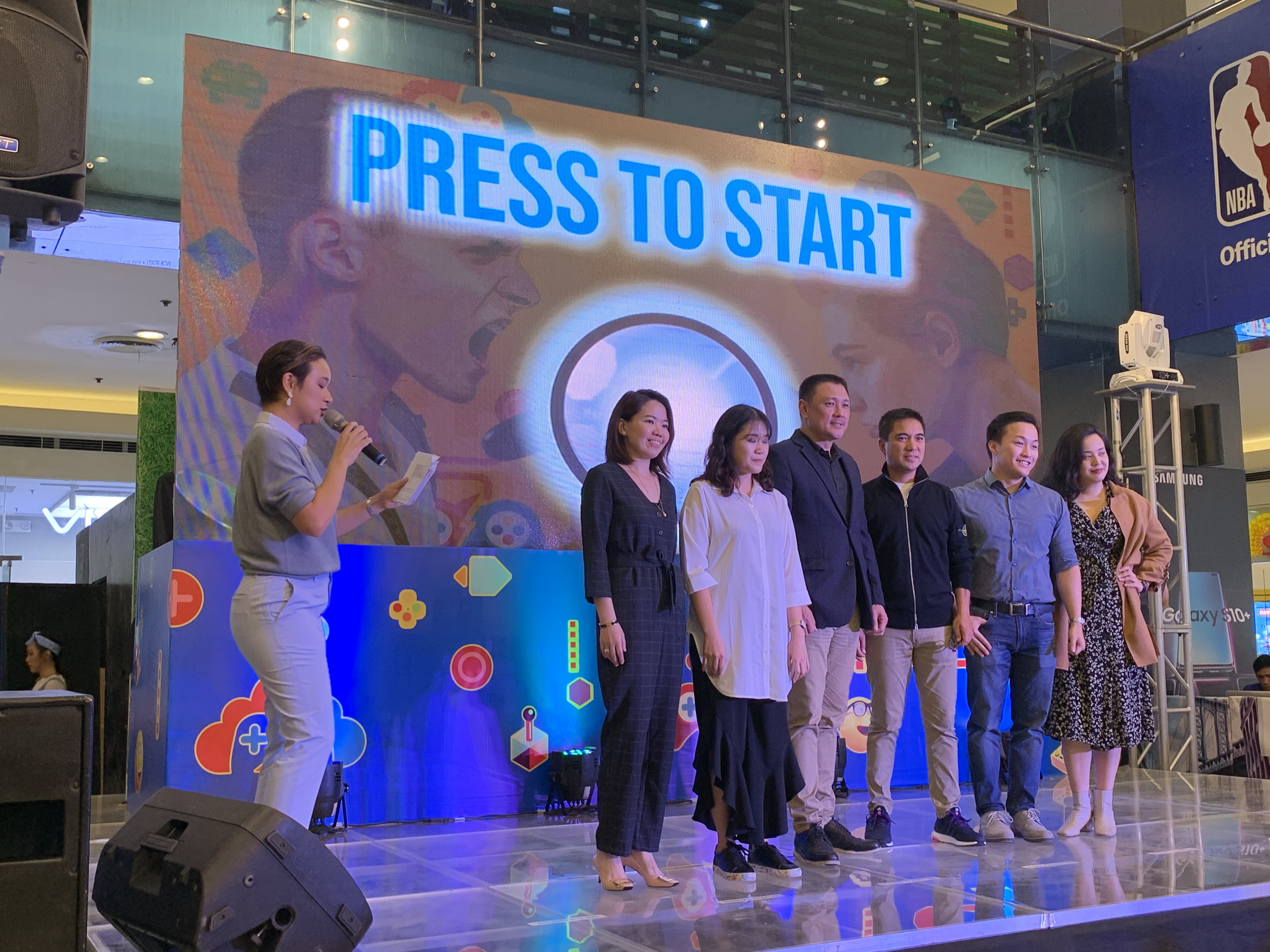 SM Supermalls CyberMonth Launch