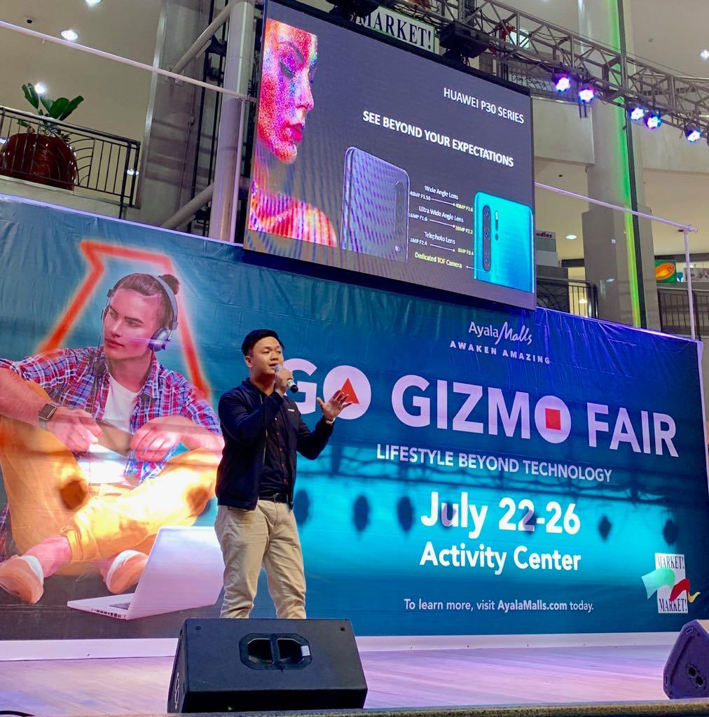 Go Gizmo Fair