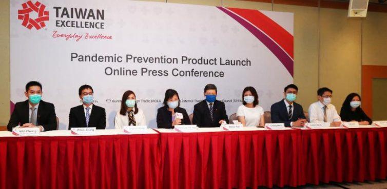 Taiwan pandemic ecosystem