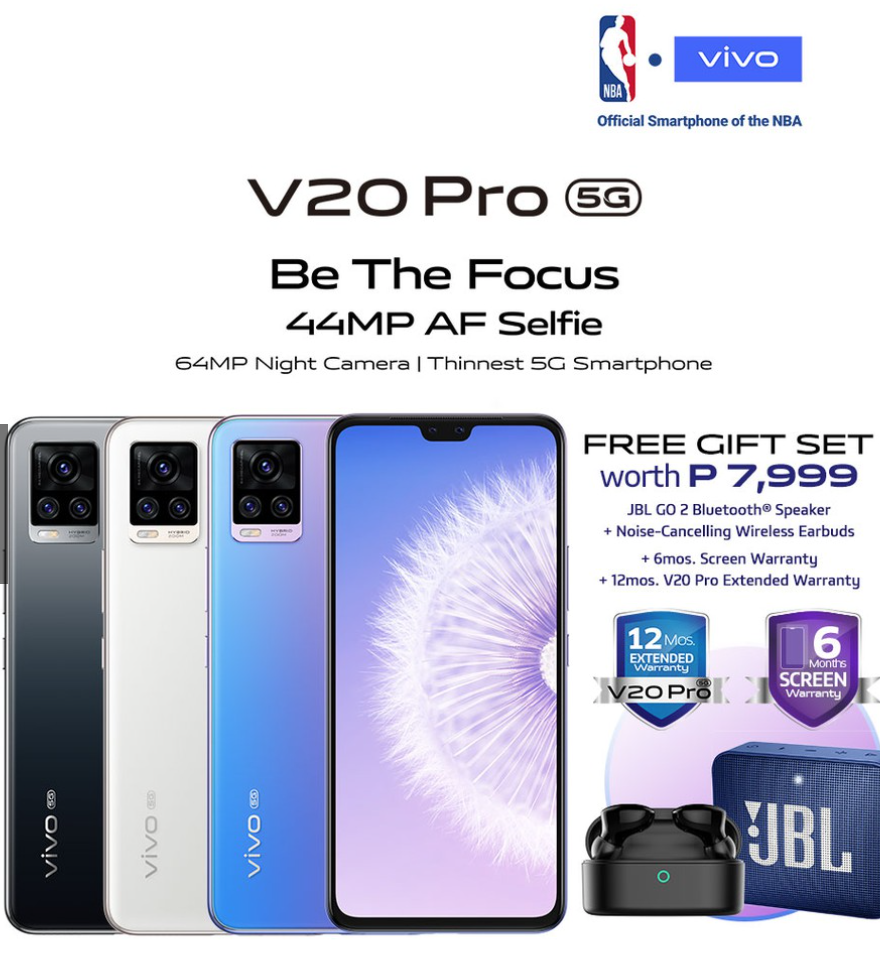 Catch Vivo Super Brand Day on Shopee from October 23-25 and Get Up to 33% OFF