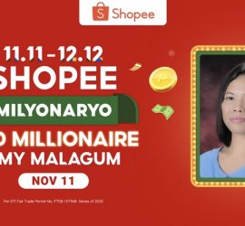 Public School Teacher Is Third And Final Winner Of Shopee Milyonaryo's P1M Jackpot Prize