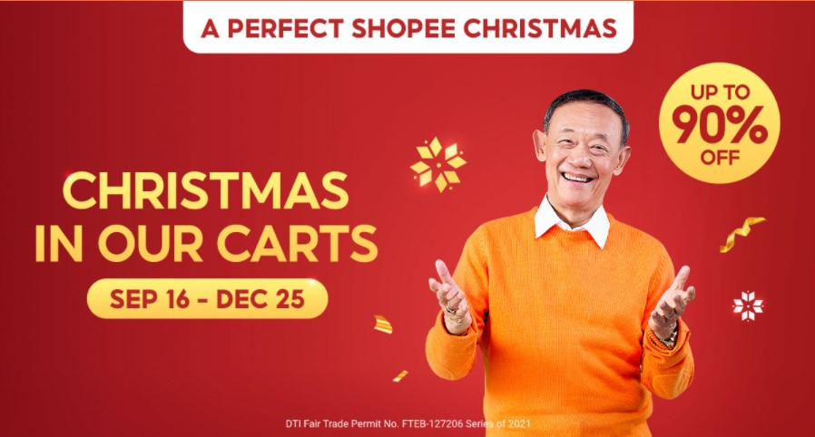 christmas in our carts