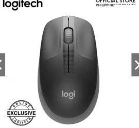 logitech ambidextrous mouse